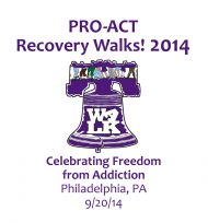 Be a Part of the Recovery Challenge!
